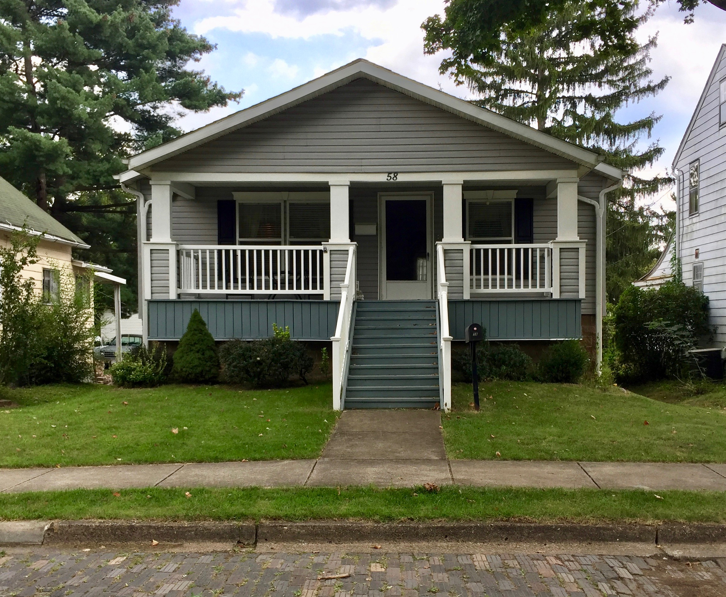 House for Rent in Athens, Ohio — Near Eastside Neighborhood